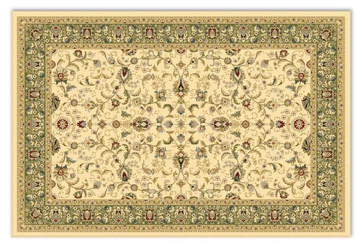 Palace Traditional Rugs - 0144 1 596831 E1455468638299