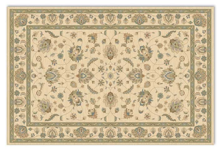 Palace Traditional Rugs - 2444 1 500351 E1455468543585