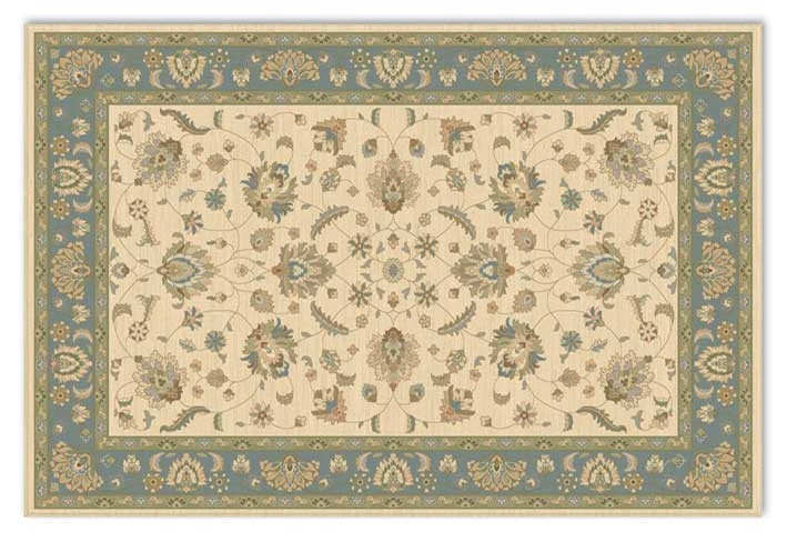 Palace Traditional Rugs - 2444 1 50045 E1455468573348
