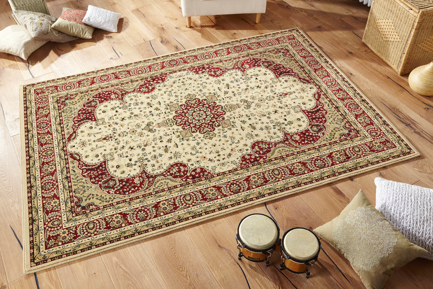 Traditional OWK Rug - Kendra 217 I