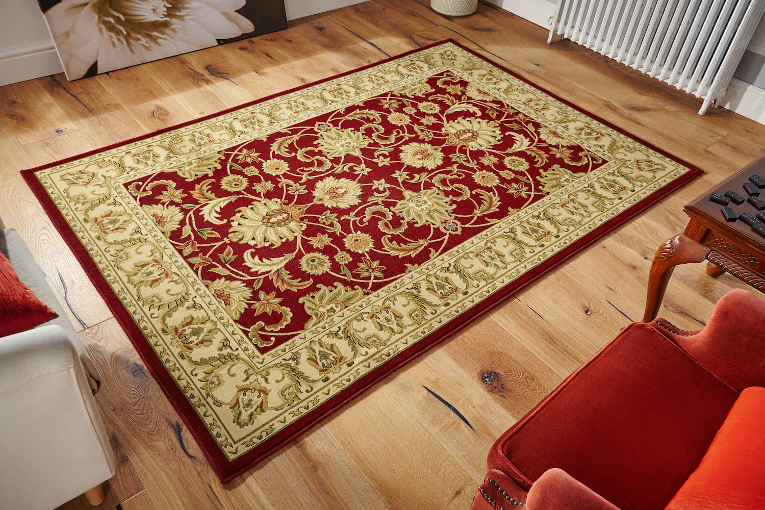 Traditional OWK Rug - Kendra 45M