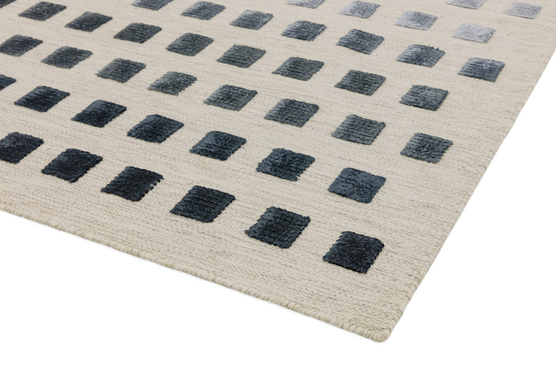 Oteh Silvery Squares - Theo Silvery Squares 2